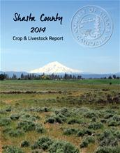 2014 Crop Report Cover