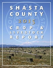 2015 Crop Report Cover