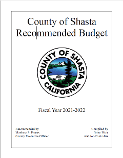2122 Recommended Budget