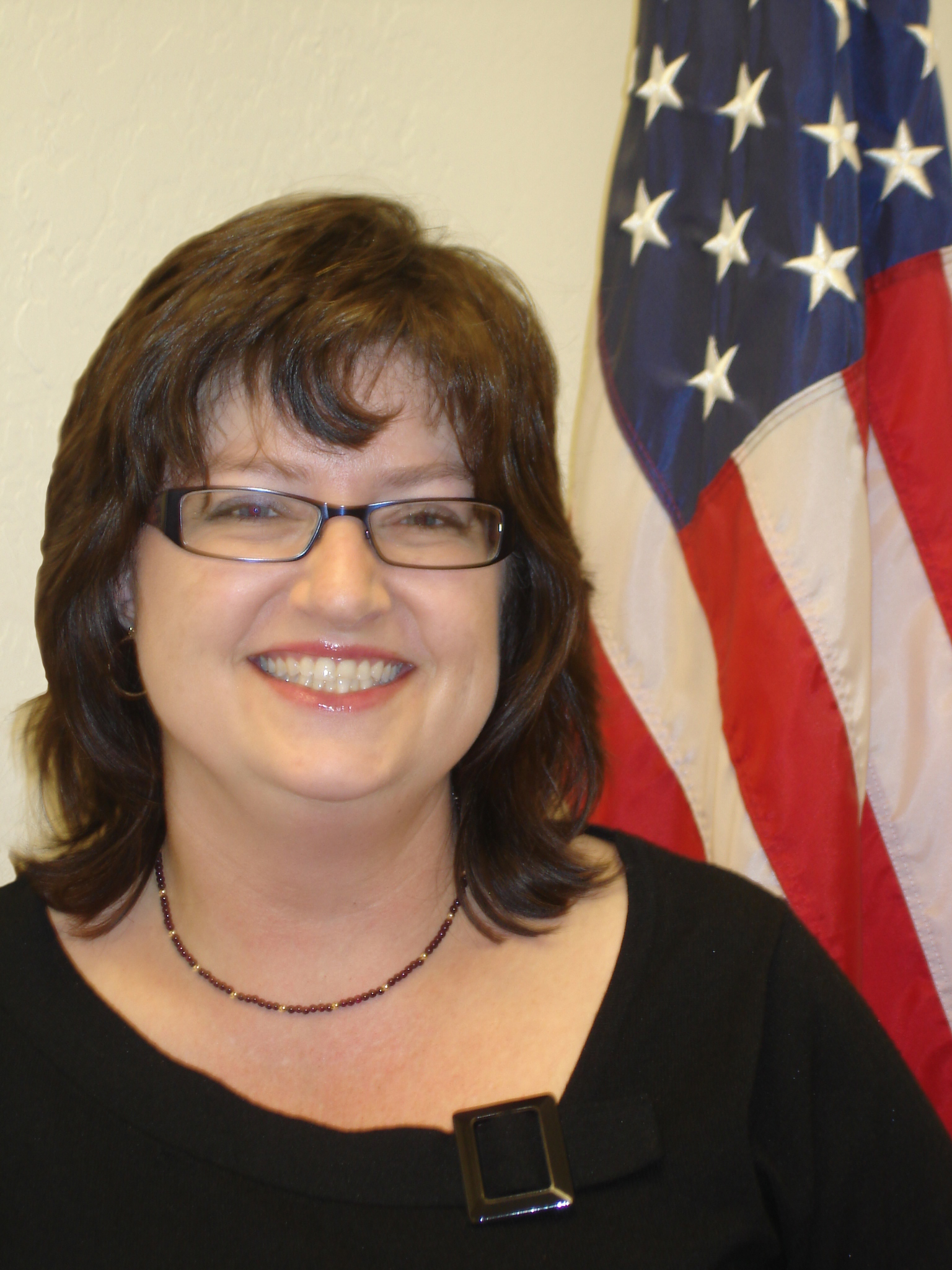 Cathy Darling Allen, County Clerk