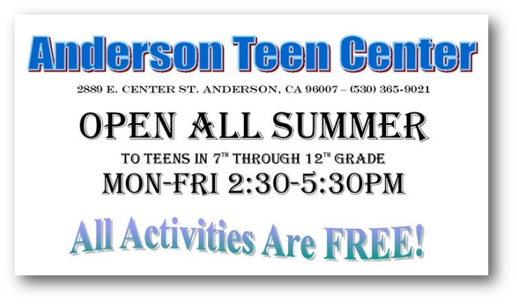 Anderson Teen Center