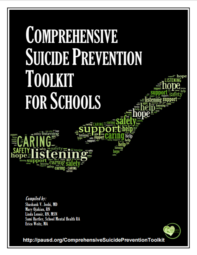 Comprehensive Toolkit for SP in Schools