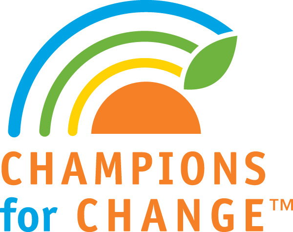 Champions for Change English