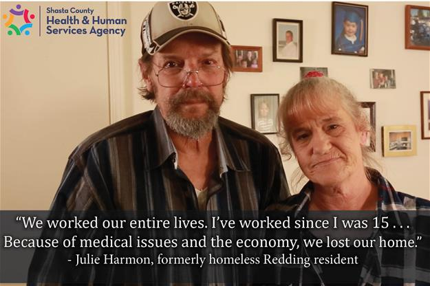 Redding Couple Escapes Homelessness With The Help Of Hhsa Staff