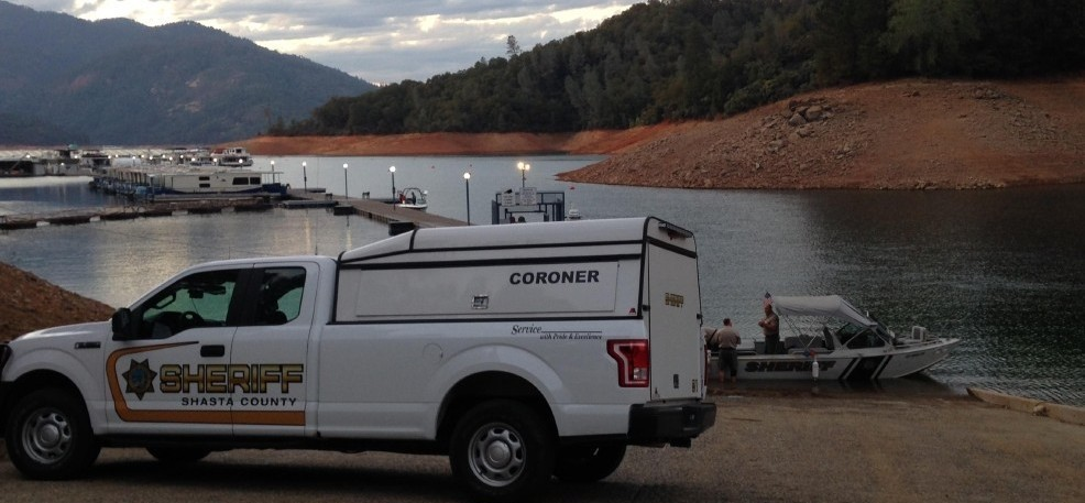Coroner at Shasta Lake 1