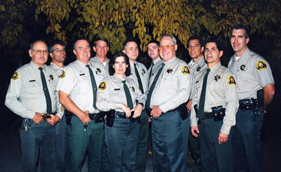 Reserve Deputies