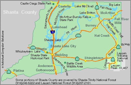 Shasta County Support Services About Shasta County